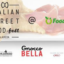 Italian Street Food Fest at Food Shift Kitchen