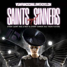 Saints & Sinners Halloween