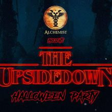 THE UPSIDE DOWN Halloween Party