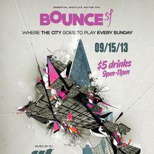 Bounce Sunday Feat DJ Momentum & DJ Nine