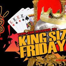 King Size Fridays