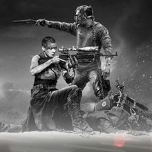 Mad Max: Silent Fury by The Firmament - Black & White Live Electronic Score