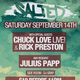 SALTED w/ Julius Papp, Rick Preston & Chuck Love Live!