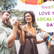 Love Your Local Food Day @ Soma StrEat Food Park