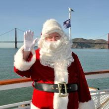 Santa Champagne Brunch Cruise