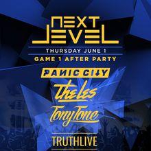 Next Level Thursdays - Warriors Game 1 After Party