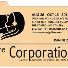 THE CORPORATION: NEW WORK BY DAN NELSON