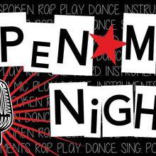 Open Mic Night w/ Derek Smith