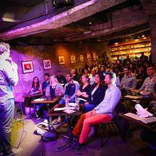 Desi Comedy Fest- Doc's Lab SF Monday Aug 14