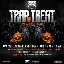 Trap or Treat - Bay Area Edition