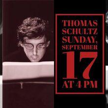 Thomas Schultz Piano Recital