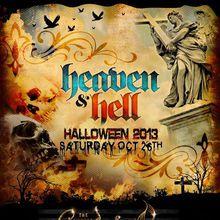 Heaven and Hell Halloween
