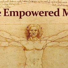 The Empowered Man - 4-week Tantric Men's Group