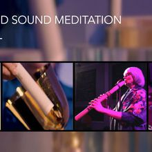 The Sacred Sound Meditation