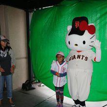 SF Giants Hello Kitty Night