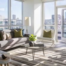 East Tower Penthouse Reveal by Rockwell