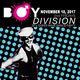 Boy Division / November Edition!