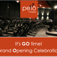 Pelo Fitness Grand Opening Party