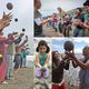 Sand Globe Extravaganza on Stinson Beach-- Free All-ages Public Sand Art and Play Event