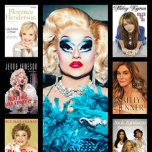 Queens Read Celebrity Autobiographies