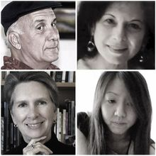 Poetry Unbound #35 - Reading Series at Art House Gallery in Berkeley - Dec 4 2016