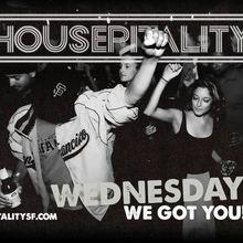 Housepitality: Jeniluv   SF's Best Wednesday