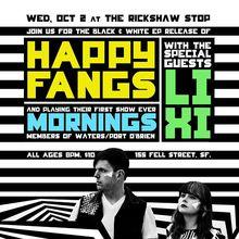 Happy Fangs (EP Release Show)