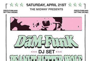 Dam-Funk + Peanut Butter Wo...