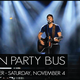 Luke Bryan Party Bus