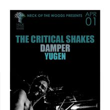 THE CRITICAL SHAKES, Damper, Yugen