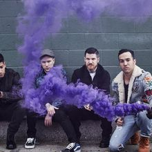 Fall Out Boy: The M A  N   I    A Tour