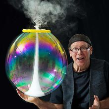 The Amazing Bubble Show