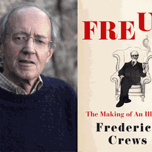 FREDERICK CREWS at Books Inc. Berkeley