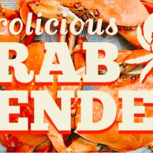 2018 Tacolicious Crab Bender | Crab + Corks