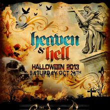 Heaven and Hell Halloween