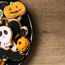 Kids Spooky Halloween Treats