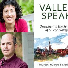 ROCHELLE KOPP & STEVEN GANZ at Books Inc. Palo Alto