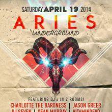Aries Underground 2014