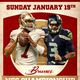 49ers NFC Championship Game Viewing Party | Sunday 1/19
