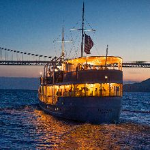 4th of July Fireworks Cruise on San Francisco Bay