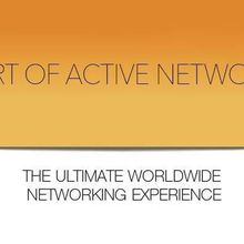 THE ART OF ACTIVE NETWORKING, SAN FRANCISCO November 5th, 2018