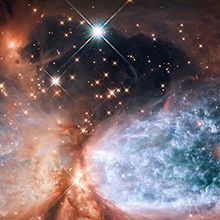 Astrolecture Series: How the First Things in the Universe Came About and How They Ended Up Within Us