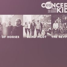 KFOG Concert for Kids with Band of Horses, Blind Pilot, The Revivalists