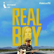 Indie Lens Pop-Up: Real Boy Screening and Filmmaker Q&A