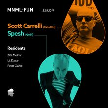 MNML:FUN feat. Scott Carrelli and Spesh
