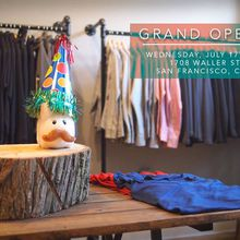 Pop Outerwear Showroom Launch Party!