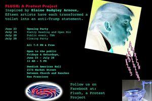 FLUSH: a Protest Project