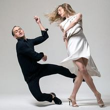 Wendy Whelan, Brian Brooks, and Brooklyn Ryder Dance Performance