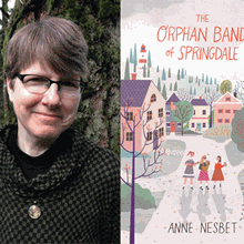 Book Launch with ANNE NESBET at Books Inc. Berkeley