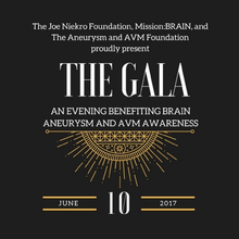 The Gala 2017: An Evening Benefiting Brain Aneurysm & AVM Awareness